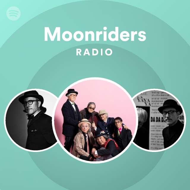 Moonriders Radioのサムネイル