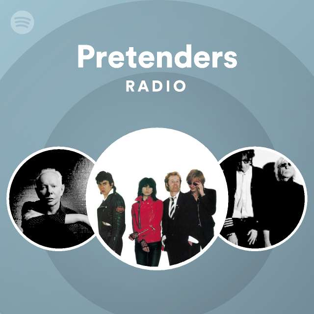 Pretenders Radioのサムネイル