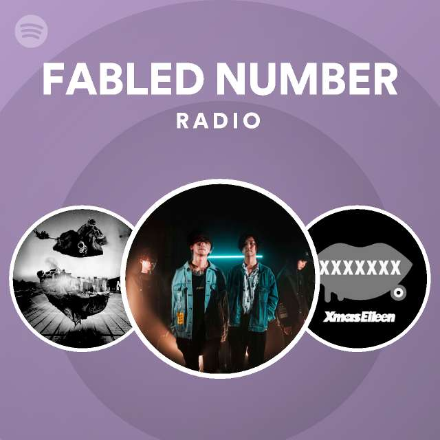 FABLED NUMBER Radioのサムネイル