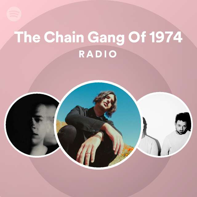 THE CHAIN GANG OF 1974 ANNOUNCE TOUR WITH AFI - Xeonlive