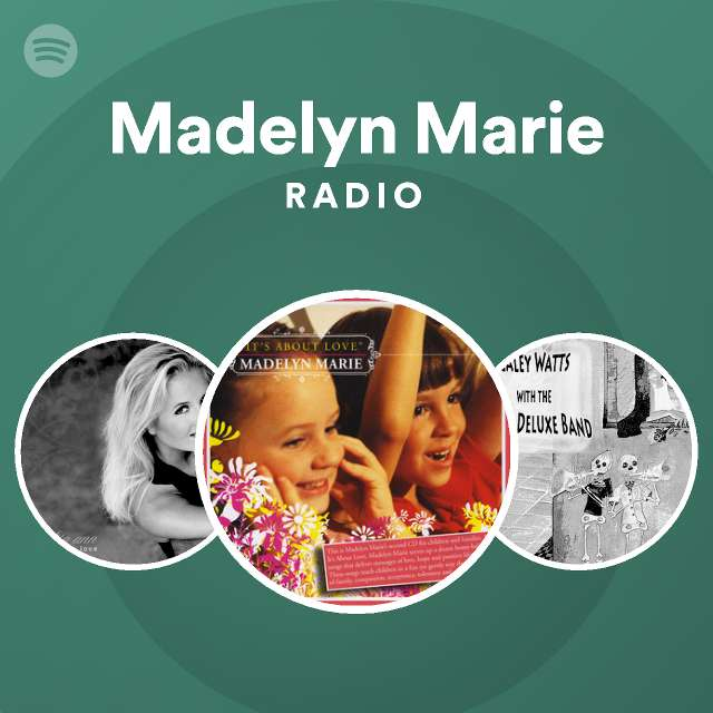 Marie madelyn Madelyn Marie