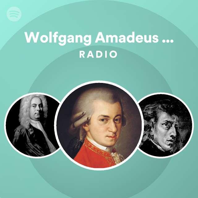 Wolfgang Amadeus Mozart Radio,…