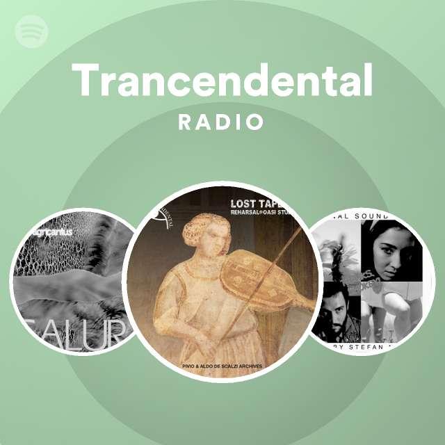 Trancendental Radio Spotify Playlist